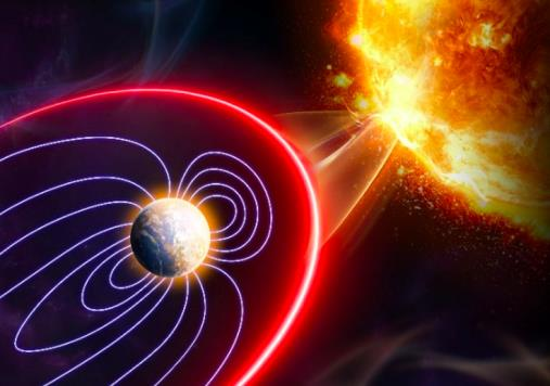 The effects of solar flares on Earth's magnetosphere