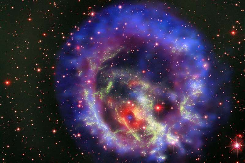 Staring into space: Physicists predict neutron stars may be bigger than previously imagined